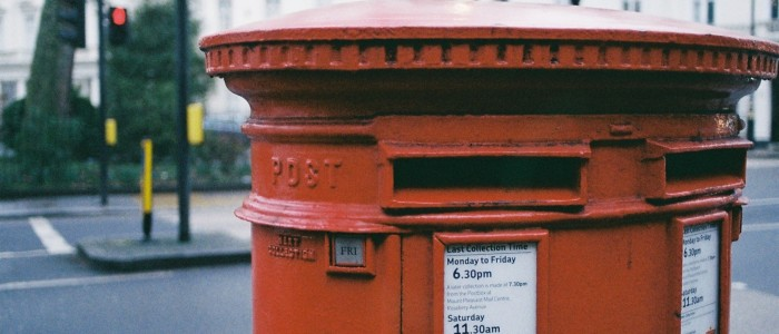Royal Mail Affiliates – Door to door leaflets with NWDS.